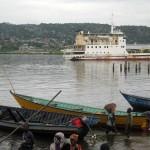 Hafen in Mwanza