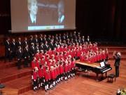 """Die Wiltener Sängerknaben beim Benefizkonzert """"Kinder für Kinder"""" am 24.10.2010 (Foto: M.Nolf)"""