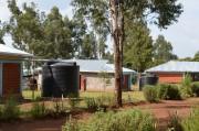 Wassertanks mit je ca. 10.000 Litern Fassungsvermögen