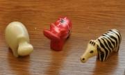 Specksteinfiguren aus Kenia.