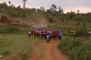 Im Februar 2011 wurde die frohe Kunde über die gelungenen Maturaergebnisse lautstark von den Schülern and die Dorfbevölkerung weitergegeben. Nun warten alle gespannt auf das 2. Ergebnis.