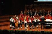 Traditionelle Alpenländische Volkslieder - Wiltener Sängerknaben mit eigener Volksmusikgruppe (Foto: Reinhold Sigl, BIG Detail)