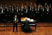Der Männerstimmenchor der Wiltener Sängerknaben (Foto: Reinhold Sigl, BIG Detail)