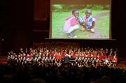 Kinder für Kinder - Benefizkonzert der Wiltener Sängerknaben für Ugari (Foto: Markus Nolf)