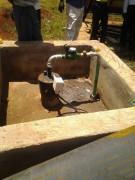 Brunnenauslass