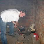 Ich koche in der Küche 'Junggesellen- Knorr Fertiggemüsesuppe' DANKE Maria-Luise